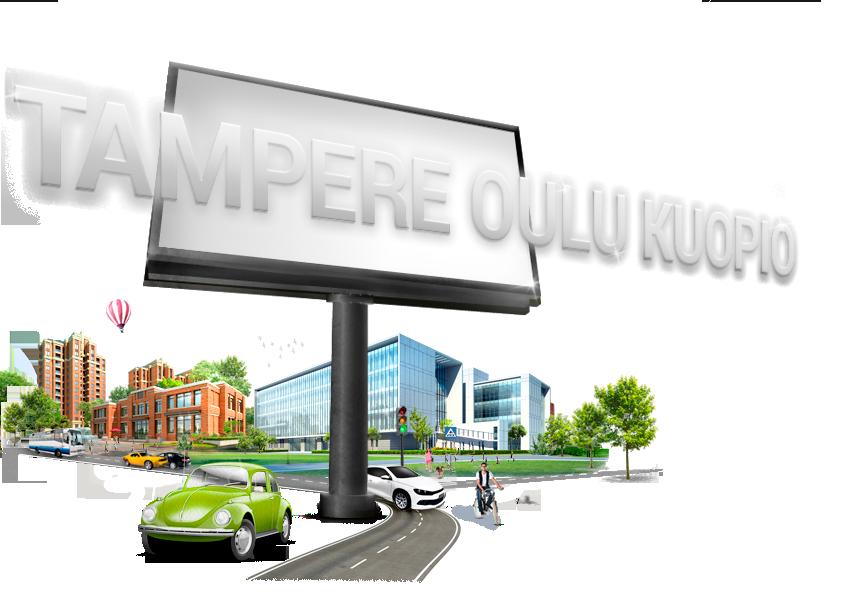 Digimedia Finland digitaulukaupungit